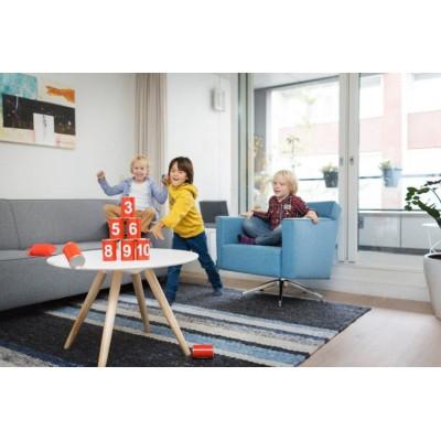 Lalka Barbie Made to Move - ruda