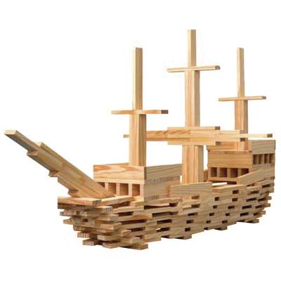 Klocki City Pociąg towarowy
