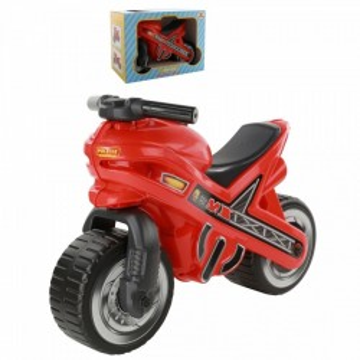 Jeździk motor MX w pudełku