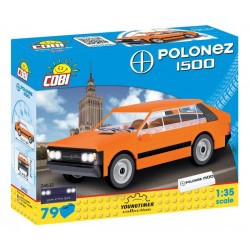 Klocki Youngtimer Collection - FSO Polonez 1500