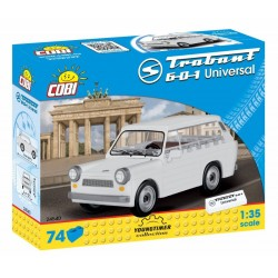 Klocki Youngtimer Collection - Trabant 601 Universal