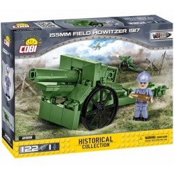 Klocki Small Army 155 mm Field Howitzer
