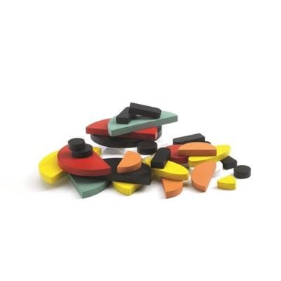 Klocki City Remiza strażacka