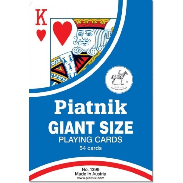 Karty Do Gry 100% Plastik Copag Poker Jumbo Index