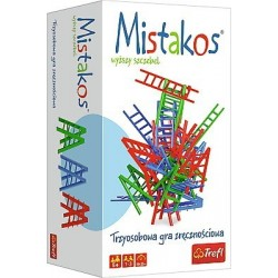 Gra Mistakos Wyższy szczebel
