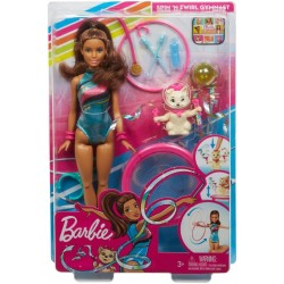 Lalka Barbie Teresa gimnastyczka