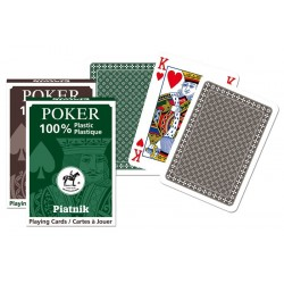 Plastik Poker poj. talie