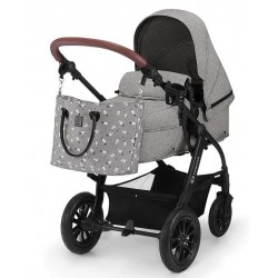 Wózek wielofunkcyjny 3w1 XMoov Grey