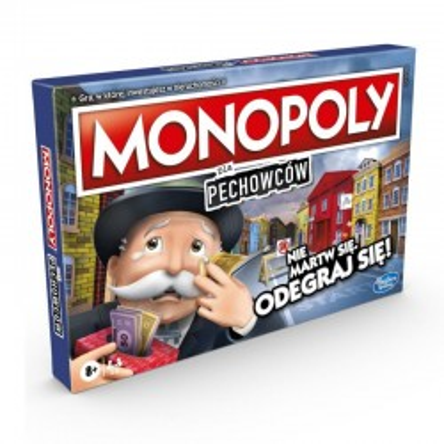 Gra Monopoly Sore Loser
