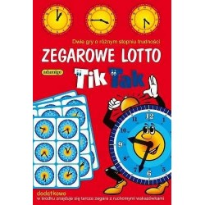 Zegarowe lotto