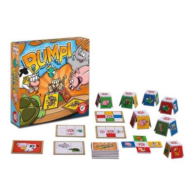 Kary do gry Piatnik Rousseau - Tygrys/Dżungla