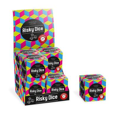 Karty do gry, dwie talie Piatnikowe Niebieskie kwiaty Piatnik
