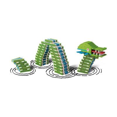 Komplet 2 x Karty do gry  w luksusowym skórzanym etui firmy Piatnik