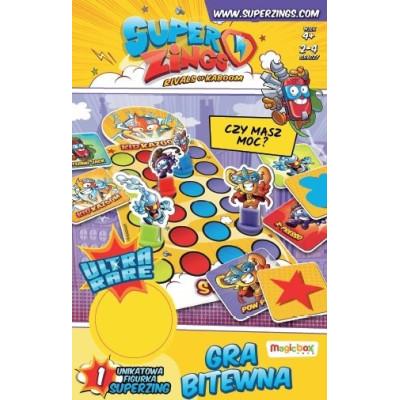 Zestaw szachowy Box Brown