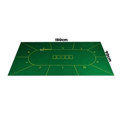Rozkładany Stół Do Gry W Pokera Octagon 120cm