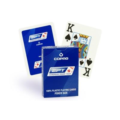 Bee WPT Karty Do Gry World Poker Tour Talia White