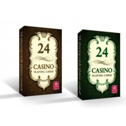 CASINO - karty do gry 24  karty