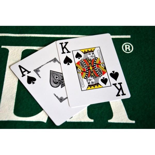 Zestaw Do Pokera Żetony Nominał Karty Mata Poker