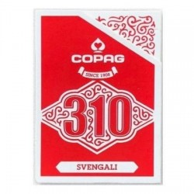COPAG 310 Tricked Deck SVENGALI