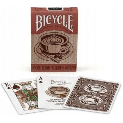 Popularne karty do gry Bicycle House Blend