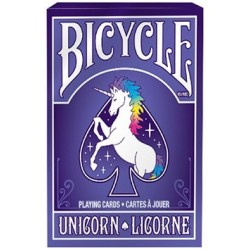 Playing cards Bicycle Unicorn Karty do gry