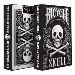 Karty do gry playing cards karty talie Bicycle Skull