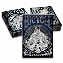 Karty do gry Bicycle Dragon Poker