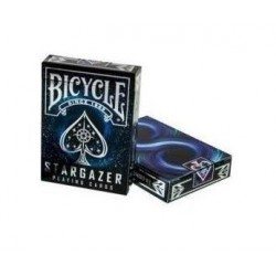 Karty do gry Bicycle Stargazer czarna dziura Poker