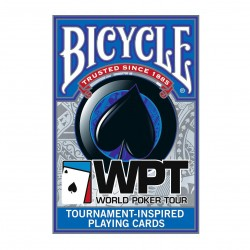 Bicycle WPT Deck