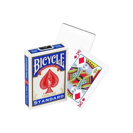 Bicycle Gaff Card- Blank Back/ Standard Face