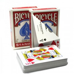 Bicycle Gaff Card- Duble Face