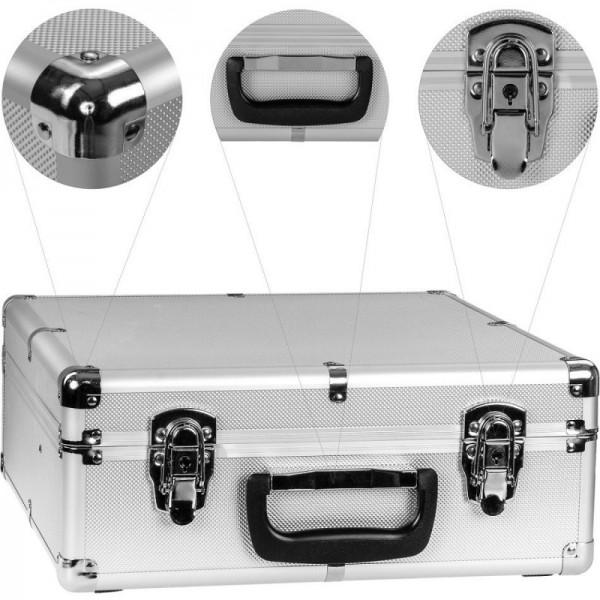 Zestaw Do Pokera 200 Z Nominałem Karty Żetony Poker