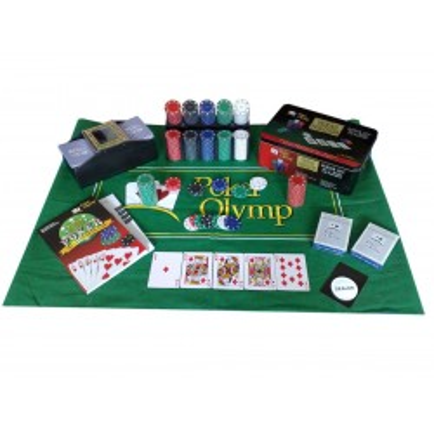 Uniwersalny zestaw do pokera