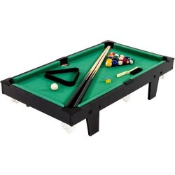 Mini Pool Bilard 92 X 52 X 19 Cm