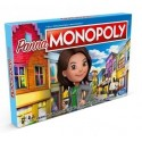 Oryginalna Gra Monopoly Panna Wersja Polska Hasbro