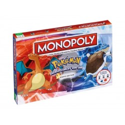 Winning Moves Monopoly Pokemon