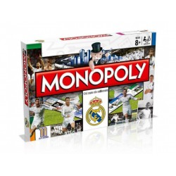 Winning Moves Monopoly Real Madrid PL