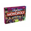 Winning Moves Monopoly FC Barcelona