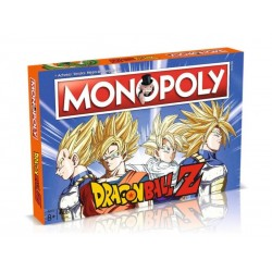 Winning Moves Monopoly Dragonball Z Poland