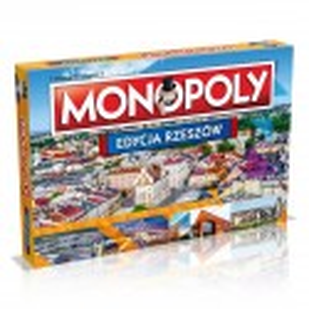 Winning Moves Monopoly Rzeszów