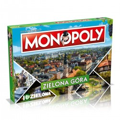 Winning Moves Monopoly Zielona Góra