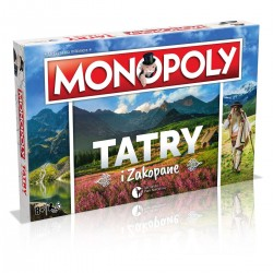 Winning Moves Monopoly Tatry i Zakopane