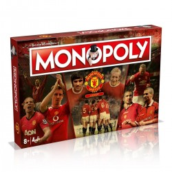 Winning Moves Monopoly Manchester United Legends