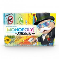 Winning Moves Monopoly dla Milenialsów