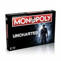Winning Moves Monopoly Uncharted wersja angielska