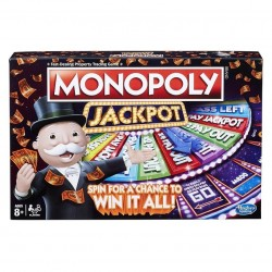 Winning Moves Gra Monopoly Jackpot