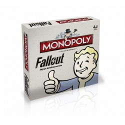 Oryginalna Gra Winning Moves Monopoly Fallout