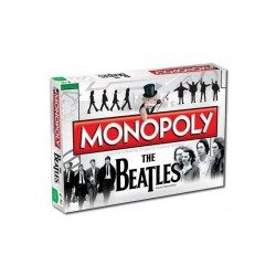 Oryginalna Gra Monopoly The Beatles Winning Moves