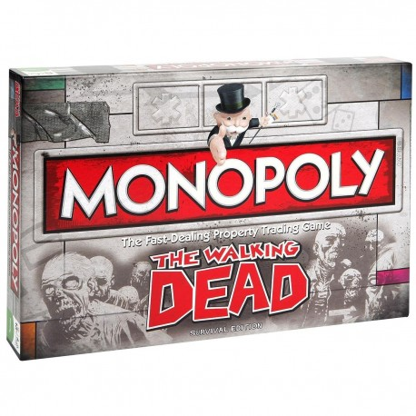 Winning Moves Monopoly The Beatles wersja angielska