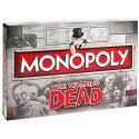Winning Moves Monopoly The Walking Dead - Survival Edition ENG